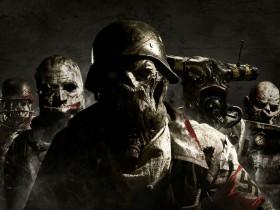 恐怖的纳粹僵尸部队三部曲海报桌面