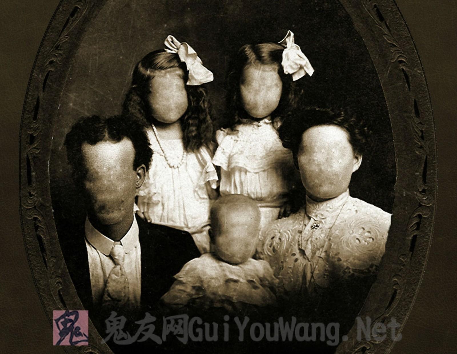 国外的一组灵异诡异照片