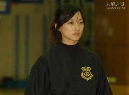 日本首相安倍贴身女保镖石田萌美,精通剑道及各种杀人技