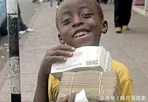 """一个""""穷""""的只剩下钱的国家,坐一次公交3万亿!"""