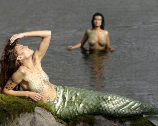 世界上到底有没有美人鱼世界上有美人鱼吗在哪