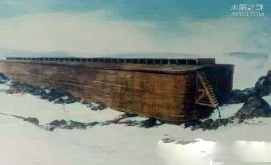 """探险家在黑海海底发现了一个船型物体,疑似""""诺亚方舟"""""""