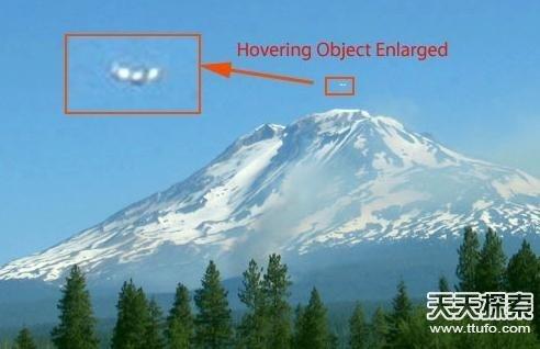 七大UFO神秘地带曝光:这里离外星人最近