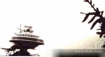 UFO出现时8种怪现象 能时隐时现