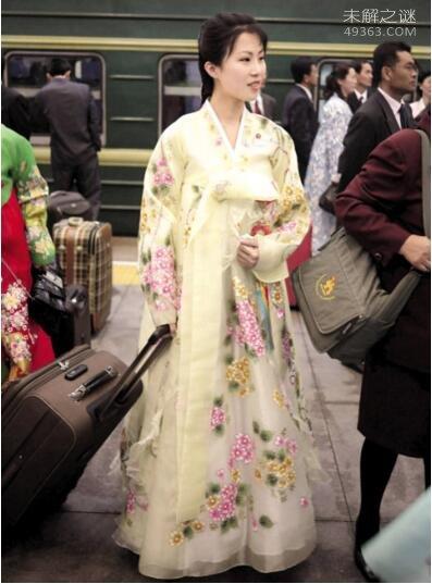 朝鲜五大国宝级美女,谁才是朝鲜第一美女