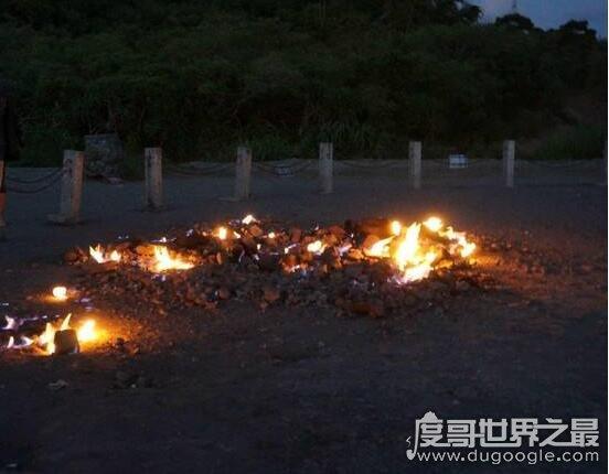 民间所说的鬼火是什么,是怎样形成的(是骨头中磷元素所致)