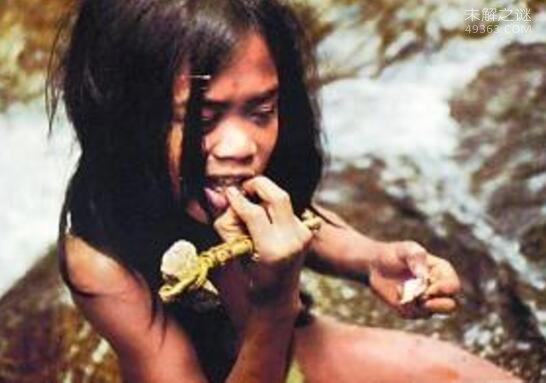 世界上人口最少的民族:塔萨代族(全球仅有24人)
