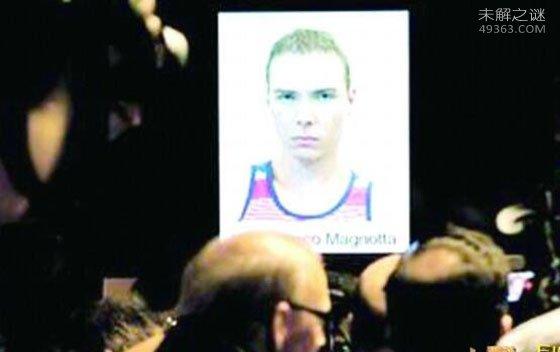 加拿大碎尸案凶手肢解吃掉尸体,揭秘凶手马尼奥塔扭曲的人生