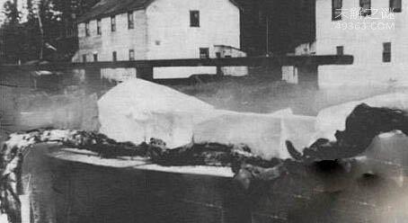 卡布罗龙被人拍到发现足迹,2009年出现阿拉斯加
