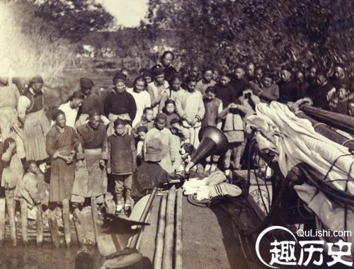 上海滩的风云岁月:租界鬼佬与中国人特殊关系