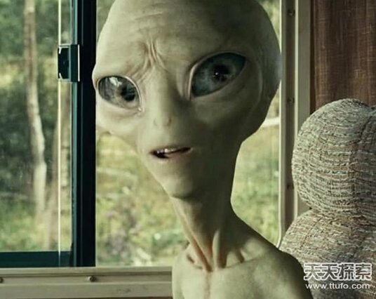 惊爆天狼星人尸体 人类竟是外星人后裔