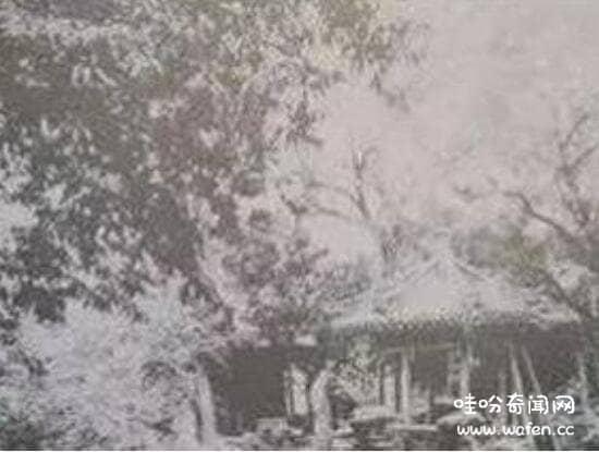 北京恭王府灵异事件,恭王府内有清朝女鬼(历史上死人太多)