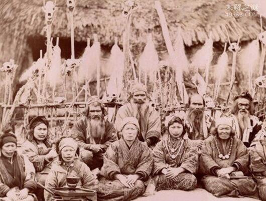 日本虾夷人吃人肉的传闻真假?虾夷人消失了吗?