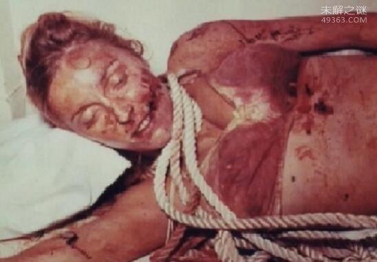 丧心病狂的查尔斯・曼森为什么要杀死好莱坞女星莎朗・塔特(一尸