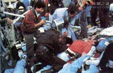 震惊世界的足坛悲剧:海瑟尔惨案(当场压死39名尤文图斯球迷)