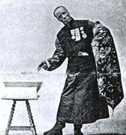 程连苏徒手抓子弹意外身亡,伪装成中国魔术师