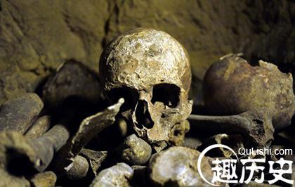 巴黎地下墓穴:是世界上最大的地下藏骨库室