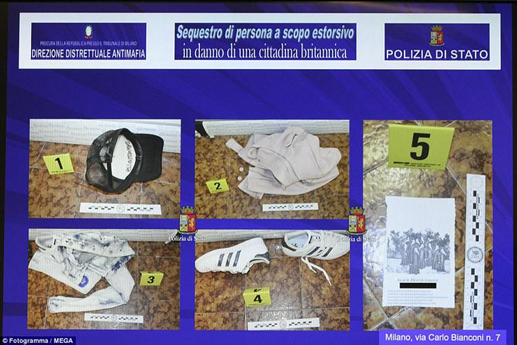20岁的英国女模特在意大利被暗网绑架和拍卖