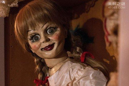 真实的安娜贝尔,身世有点诡异吓人