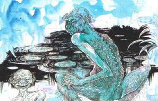 """水鬼投胎转世传说是真的吗!拉人是为了找""""替身"""""""