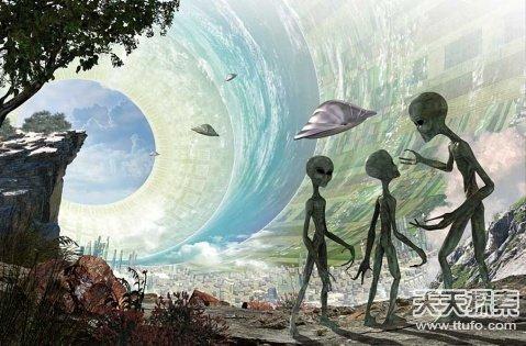 外星人存在?37张照片曝真相