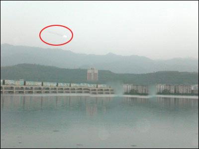 陕西史上十大UFO事件 沈阳西安曾被飞碟光临