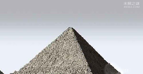 终于被科学家解开了!金字塔秘密曝光