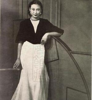 戴笠蹂躏美貌女特务们的手段,长期霸占美貌女特工