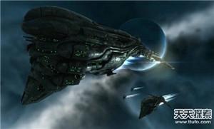 俄罗斯惊现球状闪电 疑似发光UFO