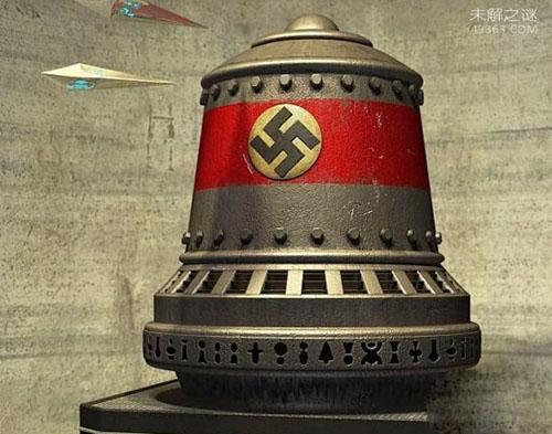 英国公布的解密档案,纳粹飞碟曾经参加过二战