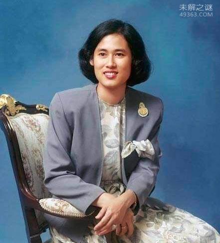 诗琳通公主未婚原因找到了!不愿意为了皇位与亲兄弟同室操戈