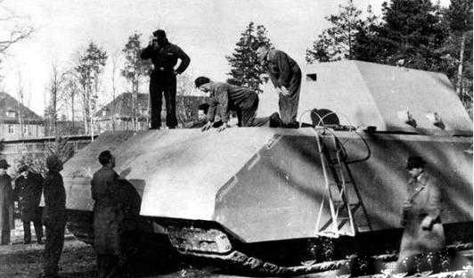 纳粹德国那些黑科技武器,希特勒秘密研制飞碟
