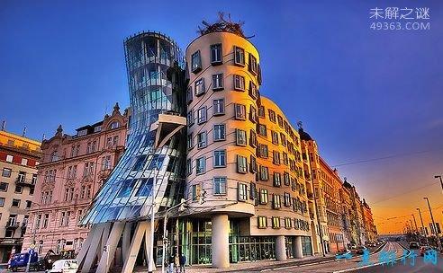 世界上最奇怪的10大建筑