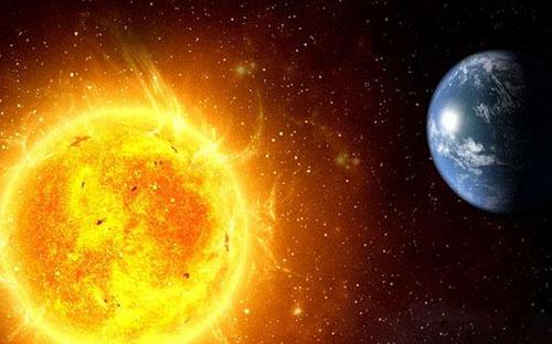 NASA多次拍到巨型ufo穿越太阳 外星人是不是遇到什么事儿跑路了?
