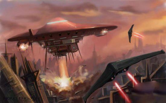 外星人被奴役?飞行员发现51区惊人秘密