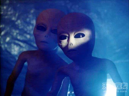外星人真容曝光 人类将面临浩劫