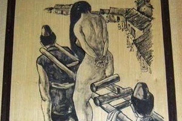 历史上的十种女子酷刑