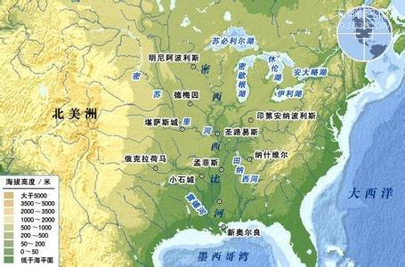 世界第一长河,长江黄河排多少?
