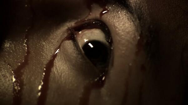 泰国恐怖电影中的恐怖画面