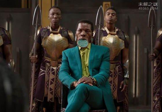 """漫威中非洲国家""""瓦坎达""""与祖鲁人有什么关系!"""