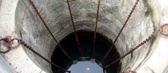 锁龙井真实事件揭秘,这井真的能连通大海?