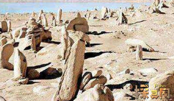 1968年青海发现外星人基地