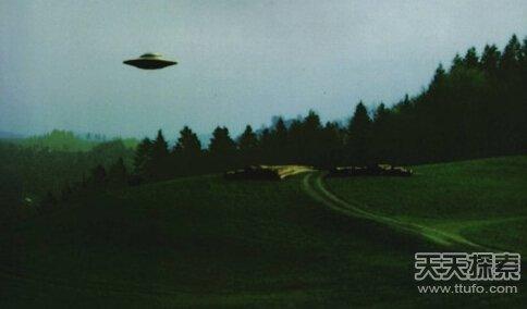 苏联和中国空军都曾击落过UFO
