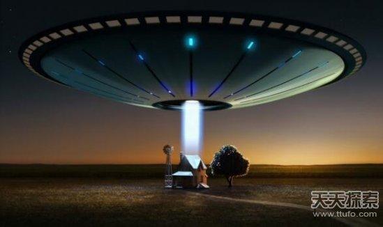 解析UFO惊天秘密:上世纪UFO飞船初现