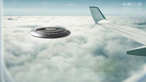 目击者表示:山东德州上空UFO不止一个