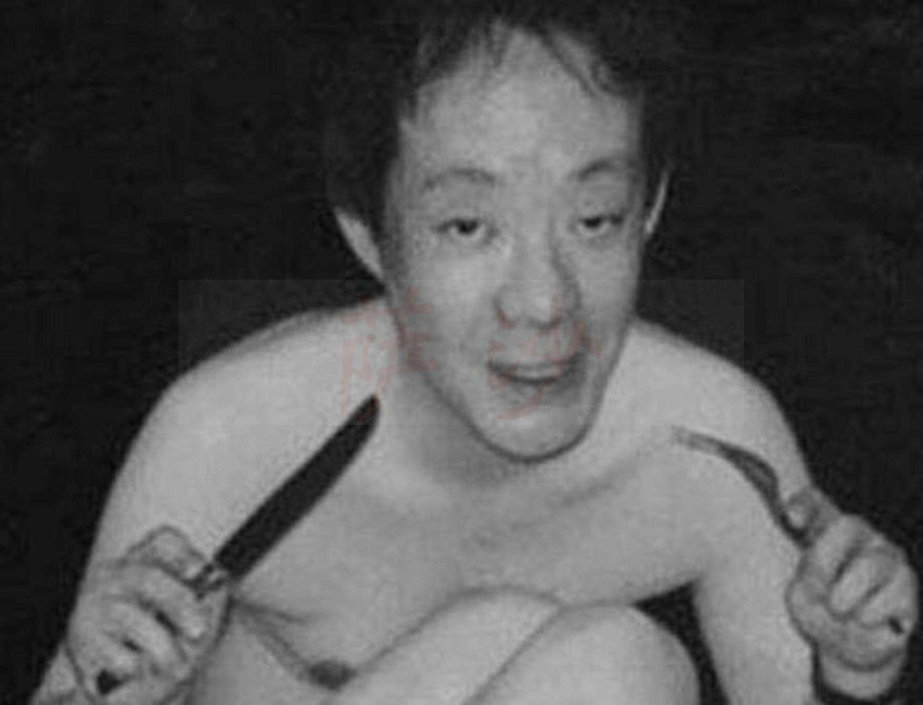 日本头号变态食人魔就是他:吃掉白人美女的变态狂佐川一政