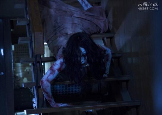 史上最恐怖女鬼,伽椰子比贞子还要恐怖