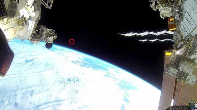 宇航员们找到了外星人存在的证据 为什么秘而不宣