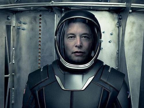 太空大亨马斯克可能是外星人,其本人否认