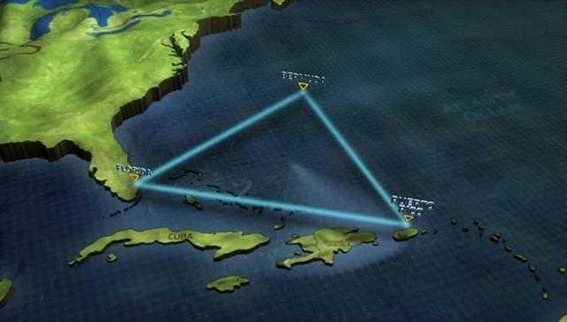百慕大三角之谜已解?科学家说神秘失踪只是因为人为错误